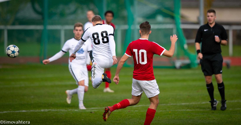 jalkapallo urheilukuvaus