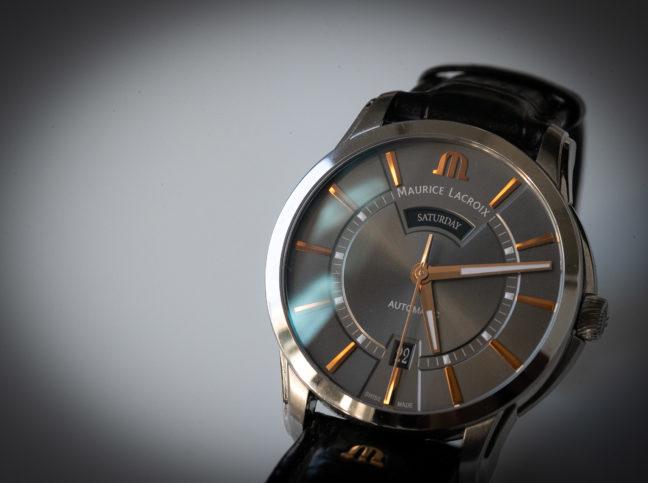 maurice lacroix laatukello automaattikello kellokuvaus tuotekuvaus premium premiumwatch