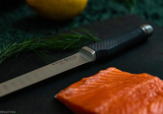 veitsi fileointiveitsi knife lohi keittiöväline debuyer premium