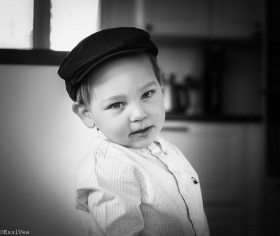 lapsikuva mustavalkokuva muotokuva yksivuotiskuva potretti barnfotograf