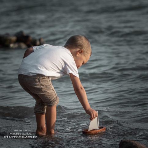 lapsikuvaus kesä barnfoto